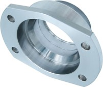 Billet Housing End