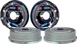 Picture of 11-Inch Drum Brake Set