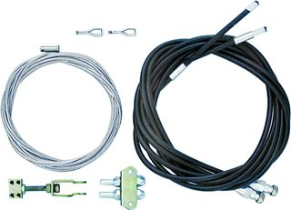 Picture of CE-6019 - Parking Brake Cable Kit for Drum Brakes (Universal)