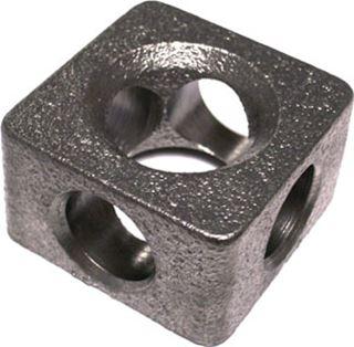 "Picture of CE-5071 - 9""/8"" Open Diff Center Block"