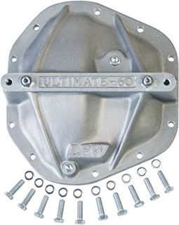 Picture of 60-1003RJ - LPW Aluminum Diff Cover for Currie & Dana 60 Housings