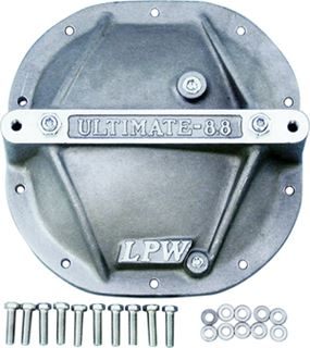 """Picture of 88-1008 - LPW Aluminum Cover for 8.8"""" Ford"""