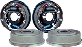 """Picture of CE-6005AD - 11"""" Drum Brake Kit (5 x 4 1/2"""" & 5 x 4 3/4"""" Patterns)"""