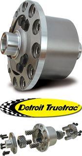 Picture of 60-TTHI30R - Currie & Dana 60 4.30 & Down Detroit TrueTrac - 30 Spline - Rear