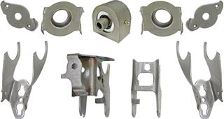 Picture of CE-7015B - '05 & Up Mustang Suspension Bracket Set