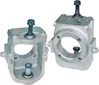 Picture of 60-2005SD - 1 Ton Outer Knuckles - Aluminum