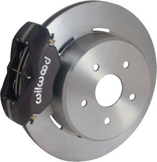 "Picture of CE-6014PB3 - Wilwood Disc Brake Kit w/ Internal E-Brake - 12.19"" Rotors (Late LB)"