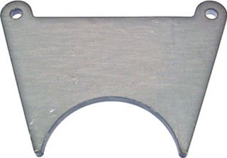 """Picture of CE-6014W1 - Caliper Bracket for Wilwood Dynalite Calipers - Weld-On (3 1/4"""" Tube)"""