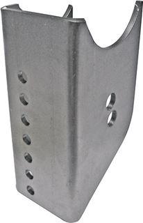 "Picture of JK-BRKT-RLAR - JK Rear Lower Control Arm Bracket (RH, 3"" Tube)"