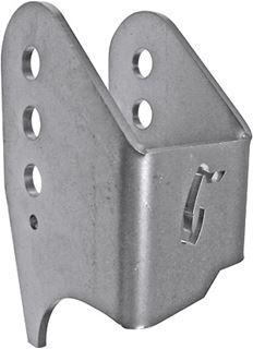 "Picture of JK-BRKT-RUAR - JK Rear Upper Control Arm Bracket (RH, 3"" Tube)"