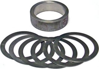 """Picture of CE-4039D - 9"""" Solid Spacer & Shim Kit (for Big Bearing Pinion Support)"""