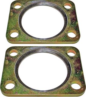 Picture of CE-9005M - Early Large Bearing Axle Bearing Retainer Plates (Machined)