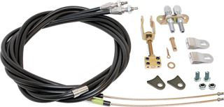 Picture of CE-6020JK - Parking Brake Cable Kit for JK Brakes (Universal)