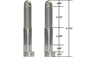 "Picture of CE-9021CSF - 5/8""-18 Wheel Stud (for 2 1/2"" Floater Kit)"