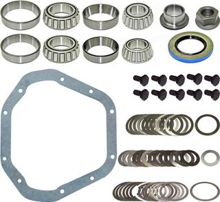 Picture of 70-0100-29 - Currie 70 Master Bearing & Set-Up Kit for 29 Spline Pinion Gear