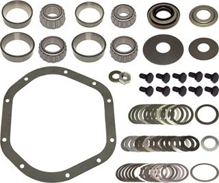 Picture of 44-0100LP - Currie Low Pinion 44 Master Bearing & Set-Up Kit