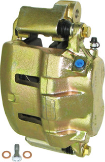 Picture of Dual-Piston Caliper - For Currie 1-Ton 8-Lug Frontend (Left)