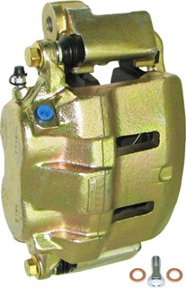Picture of Dual-Piston Caliper - For Currie 1-Ton 8-Lug Frontend (Right)