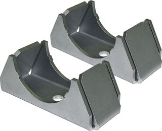 "Picture of CE-7000BX - Leaf Spring Pads - 3 1/4"" Tube x 2 1/4"" Wide (Boxed Ends)"