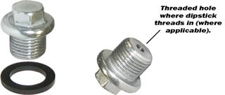 Picture of 60-1005FP - Fill Plug for Iron Diff Covers