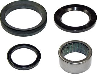 Picture of 60-2005KP10 - Outer Axle Spindle Bearing Kit  for 1 Ton King Pin Style Spindle