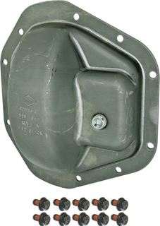 Picture of 60-1005 - Thick Steel Diff Cover for Currie & Dana 60 Housings