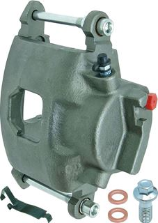 Picture of 60-2005KP4 - GM 75mm Single Piston Caliper - Left Side - for use with 1 Ton King Pin Style Knuckles