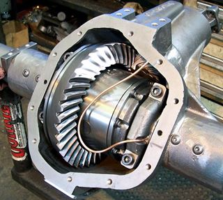 Picture of 44-0111 - Currie or Dana 44 Gear Set-Up Labor