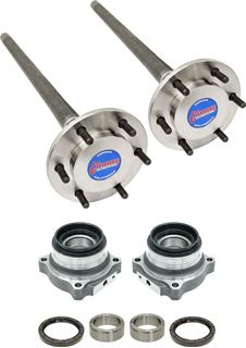 Picture of CE-1014PTA - Toyota Tacoma Axle Package - 35 Spline