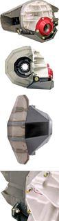 """Picture of CE-4307S - Desert Skid Plate Kit for 3.5"""" & 4"""" Tube F9 Housings"""