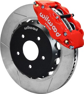 Picture of Wilwood Superlite 14-Inch Front Disc Brake Kit  (Currie 1-Ton)