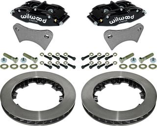 "Picture of CE-6014SL4K40 -Wilwood Superlite Brake Kit for 2 1/2"" Floater & 4"" Tubes"