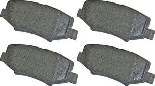 Picture of JK-6038 - JK Rear Brake Pad Set