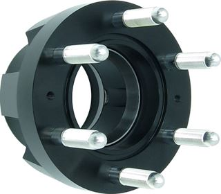 "Picture of CE-0013CH665K - Hub for Full Floater Kit - 6 on 6 1/2"" Pattern"