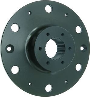 """Picture of CE-0013CDP665-40 - Drive Plate for Full Floater Kit - 6 x 6 1/2"""" Pattern - 40 Spline"""