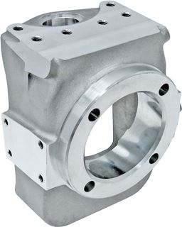 Picture of 60-2010KL - 1 Ton Outer Knuckle - Aluminum - Left