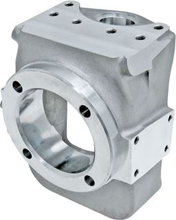 Picture of 60-2010KR - 1 Ton Outer Knuckle - Aluminum - Right
