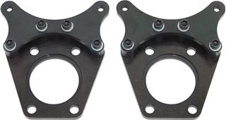 Picture of CE-6014SR2 - Steel Caliper Brackets for Wilwood Pro-Street Brakes (Heavy Duty, for Early LB Ends)