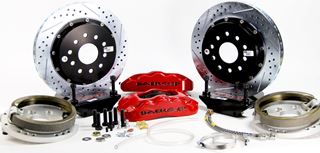 Picture of Baer 13-inch Rear Pro+ Brake Package W/ Parking Brake