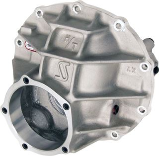 """Picture of CE-4028A - 9"""" Currie/Strange Aluminum Gear Case (3.062"""" Bearing)"""