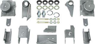 """Picture of JK-BRKT-F35 - JK Front Suspension Bracket Set (3 1/2"""" Tube)"""