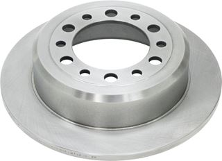 "Picture of JK-6031L6 - 12"" JK Rear Rotor - Bored for Floater Hub (6 x 5 1/2"" Pattern, 1/2"" or 5/8"" Studs)"