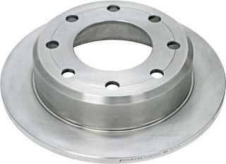 """Picture of JK-6031M8 - 12"""" JK Rear Rotor - Bored for Floater Hub (8 x 6 1/2"""" Pattern w/ 9/16"""" Studs)"""