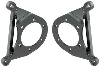 Picture of 60-2005KP2 - Caliper Bracket Set for 8 Lug Brakes and Reid 1 Ton King Pin Knuckles