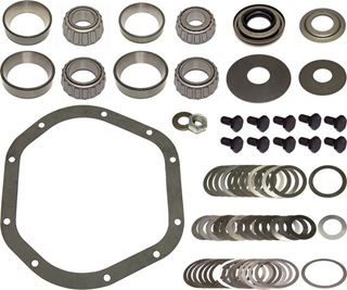 Picture of 44-0100HPA - Currie High Pinion 44 Master Bearing & Set-Up Kit (non-Rubicon, w/ARB)