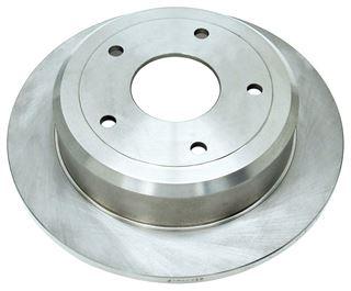 """Picture of JK-6031 - 12"""" JK Rear Rotor (Factory w/ 5 on 5"""" Pattern)"""