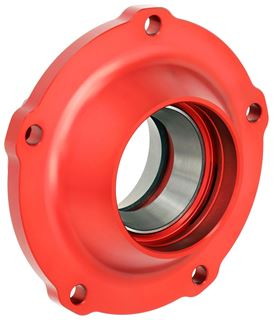 """Picture of CE-4048C - 9"""" Billet Aluminum Big Bearing Pinion Support (w/ Races)"""
