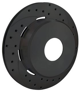 "Picture of CE-6031WX2L - 12.19"" Wilwood Rotor, Drilled & Slotted, 1 Piece (LH, Blank)"