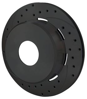 "Picture of CE-6031WX2R - 12.19"" Wilwood Rotor, Drilled & Slotted, 1 Piece (RH, Blank)"