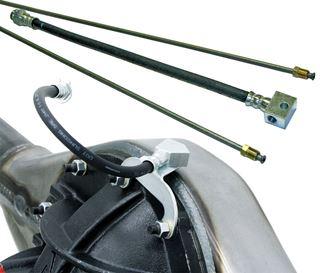 Picture of CE-6022 - Brake Hose & Steel Hard Line Kit